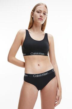 Womensecret Calvin Klein bralette with waistband black