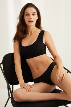 Womensecret Bra top black