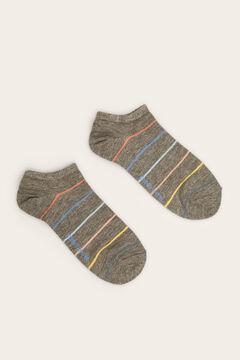 Womensecret Short socks grey