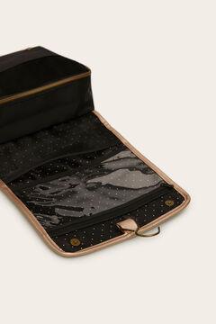 Womensecret Black Snoopy hanging vanity case black