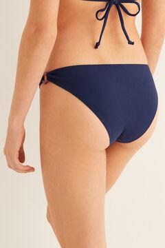 Womensecret Rings bikini bottoms blue