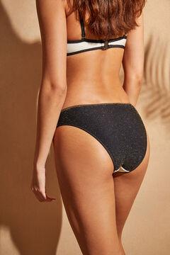 Womensecret Braga bikini clásica rayas beige