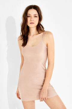 Womensecret Short slip dress cru