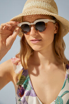 Womensecret Óculos de sol FANCYHAYES cru
