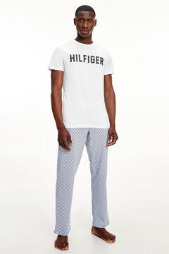 Womensecret Camiseta de manga corta blanca blanco