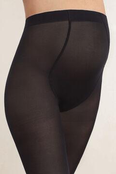 Womensecret Panty maternity 50 DEN negro