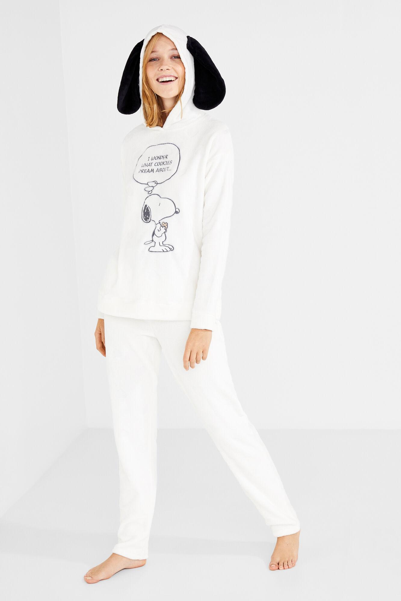 2a5ee93994 Pijama largo Snoopy