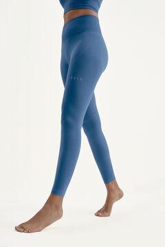 Womensecret Legging Samsara Med Navy  azul