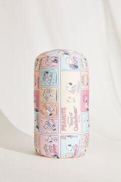 Womensecret Cojín rectangular Snoopy multicolor estampado