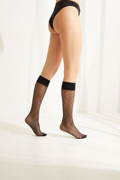Womensecret Pack of 2 tights  black