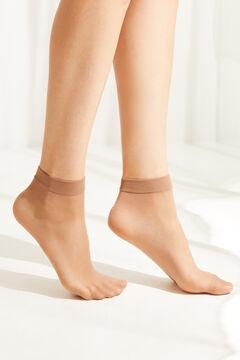 Womensecret Pack of 2 tights 20 DEN nude