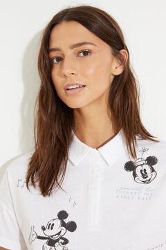 Womensecret Classic cotton short pyjamas beige