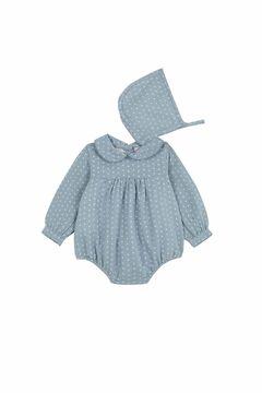 Womensecret Ranita Y Capota Estrellitas bebé azul