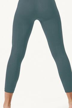 Womensecret Legging Garudha British verde