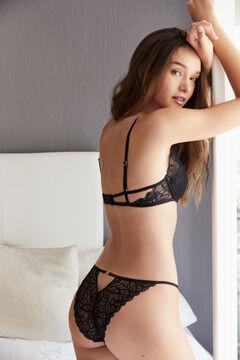 Womensecret Halter bra and classic panty set