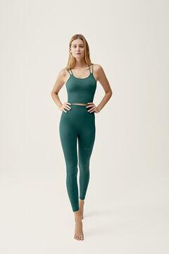 Womensecret Conjunto de top seamless y legging Prasarita British