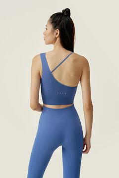 Womensecret Conjunto de top y legging Salma Navy