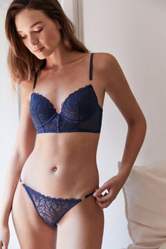 Womensecret Bustier and panty set