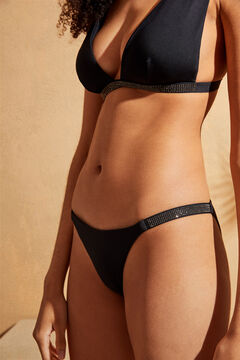 Womensecret Halterneck bikini top and classic bottoms set