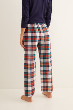 Womensecret Red checked pyjama set