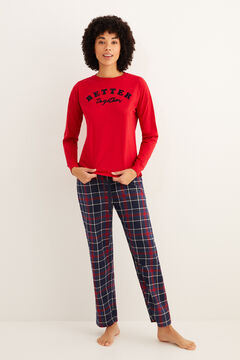 Womensecret Better Together set consisting of t-shirt and trousers