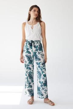 Womensecret Vest top and long trousers set