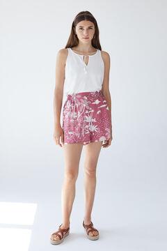 Womensecret Vest top and short set