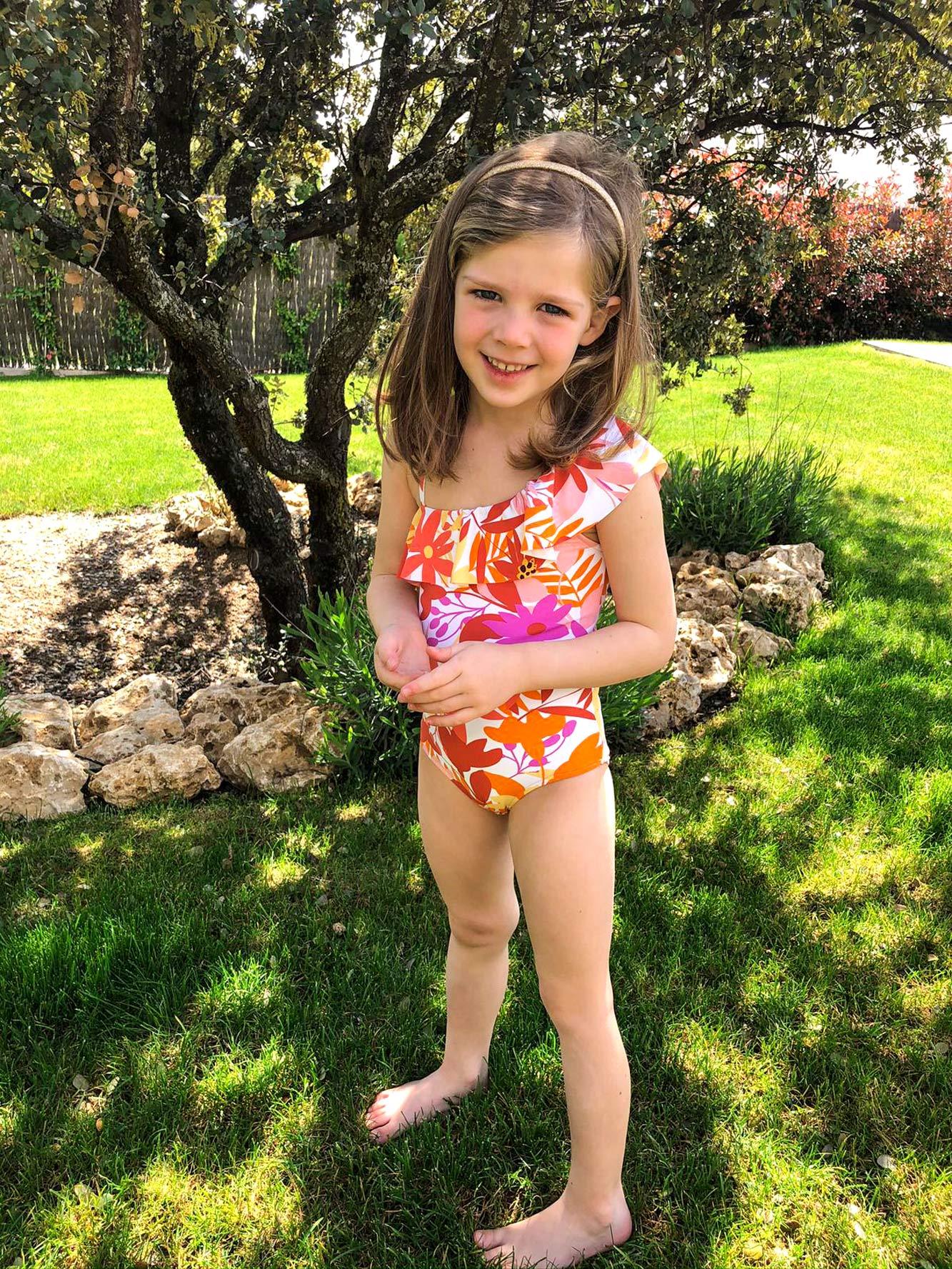 Bañador flores niña | Baño | Women'secret