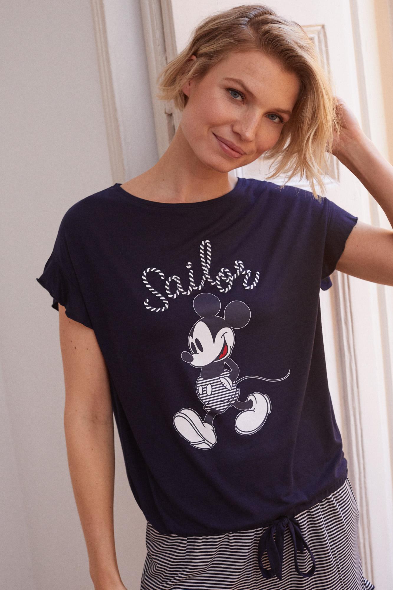 Pijama corto Mickey 'Sailor'   Pijamas cortos   Women'secret