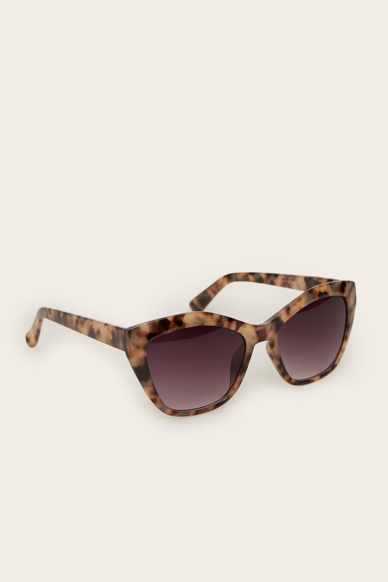 Gafas sol 'cat eye'  | Bisutería y gafas de sol | Women'secret