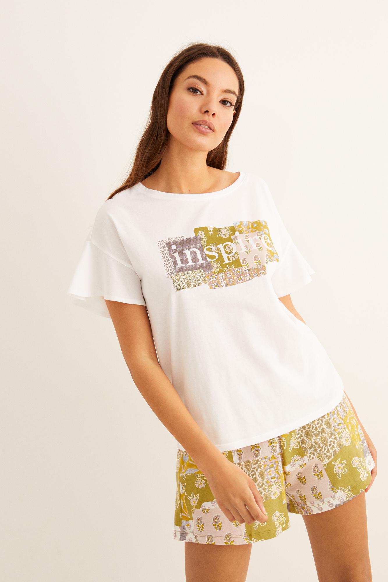 Pijama corto 'Inspire' | Pijamas cortos | Women'secret