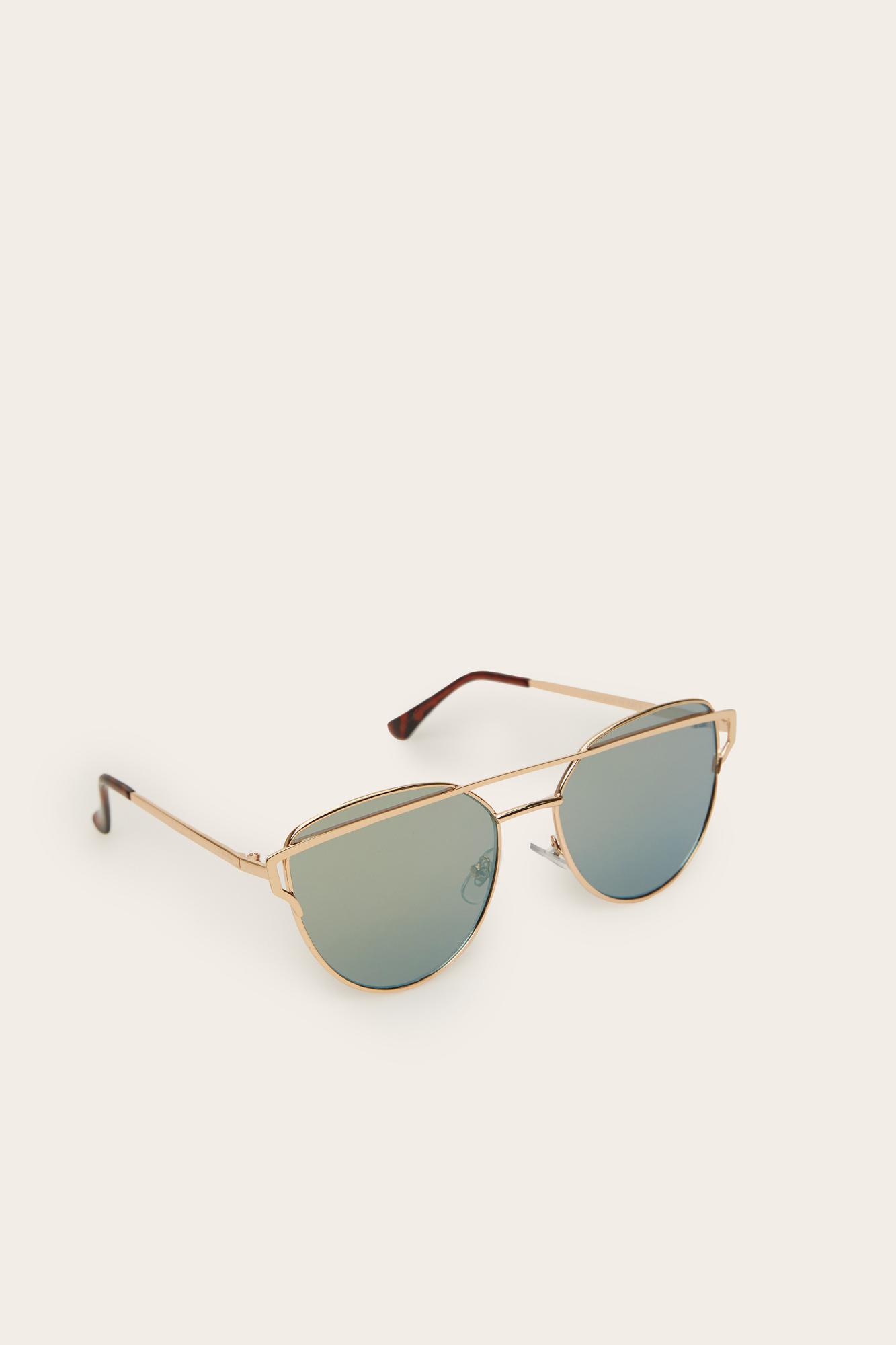 Gafas sol aviador | Bisutería y gafas de sol | Women'secret