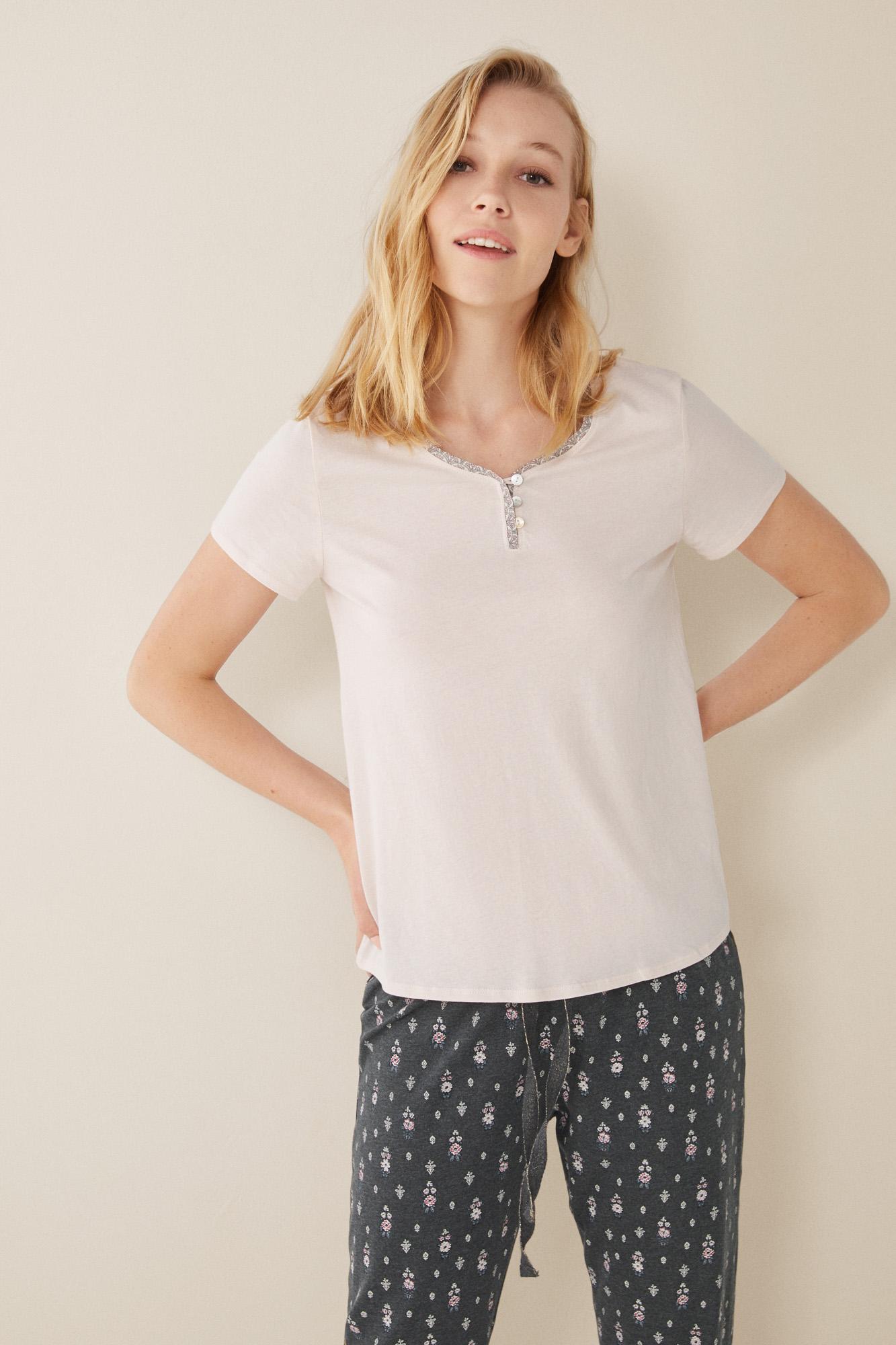 Camiseta manga corta   Camisetas   Women'secret