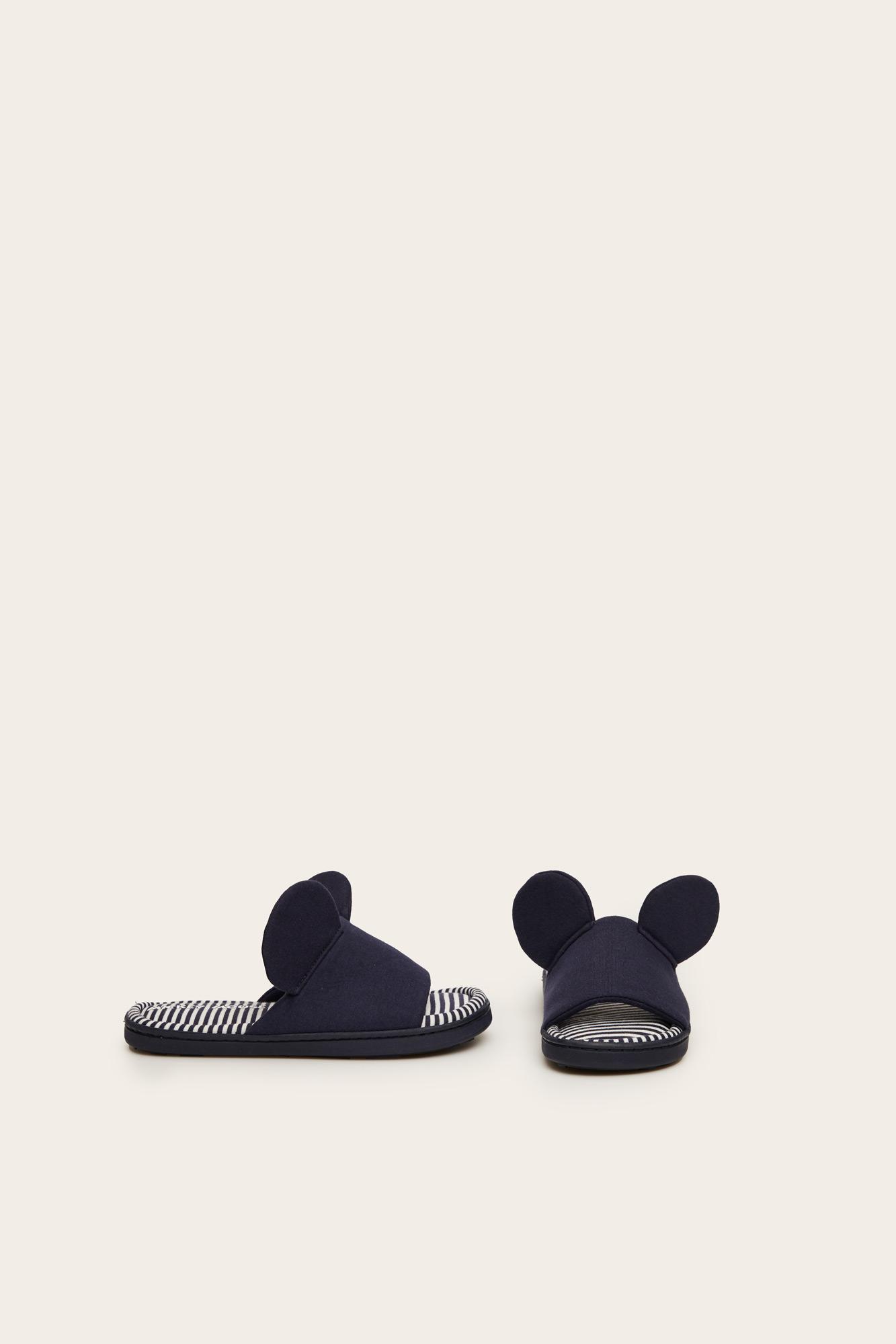 Zapatillas casa orejas Mickey   Zapatillas   Women'secret