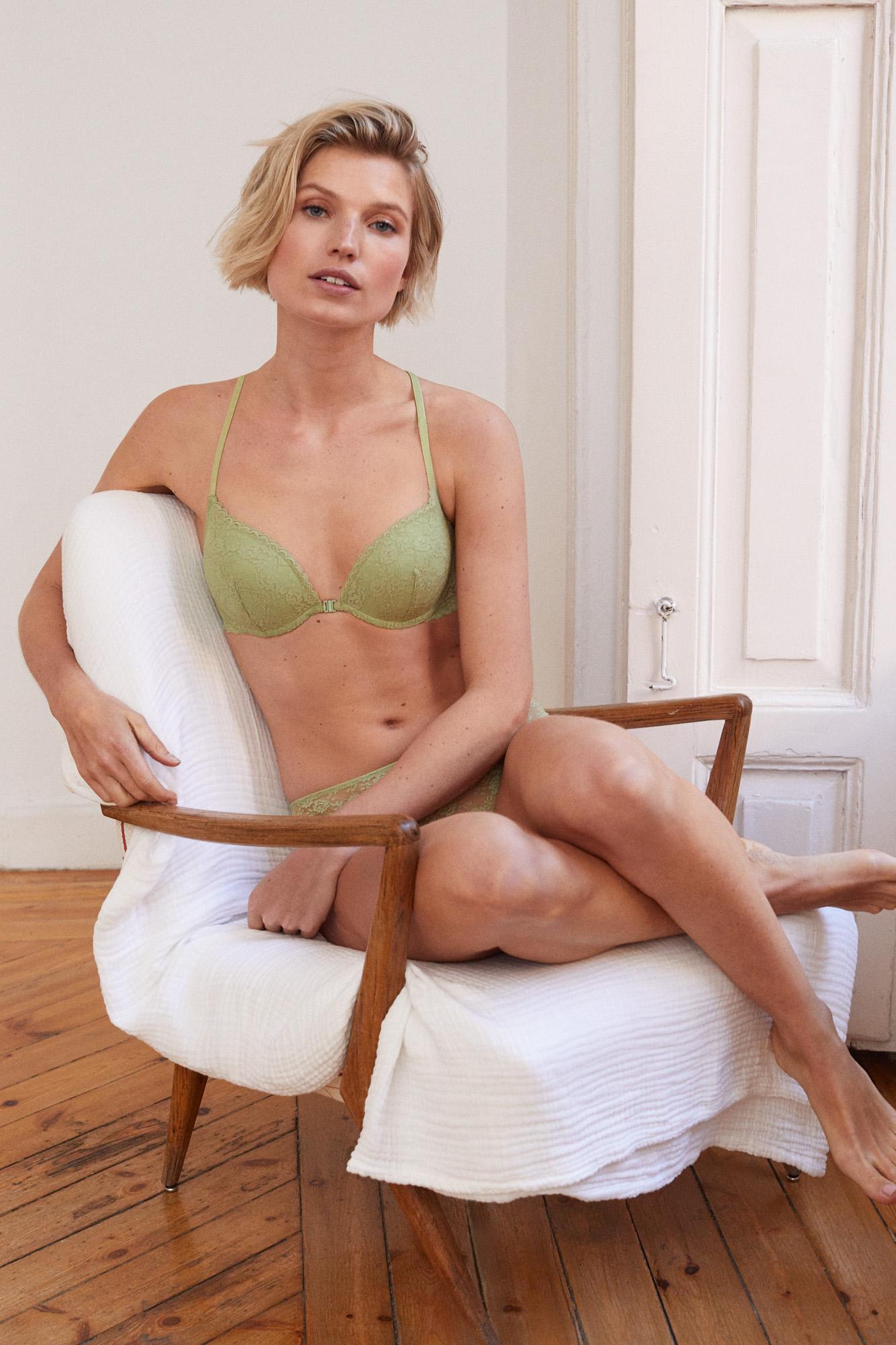 Sujetador push up encaje | Sujetadores | Women'secret