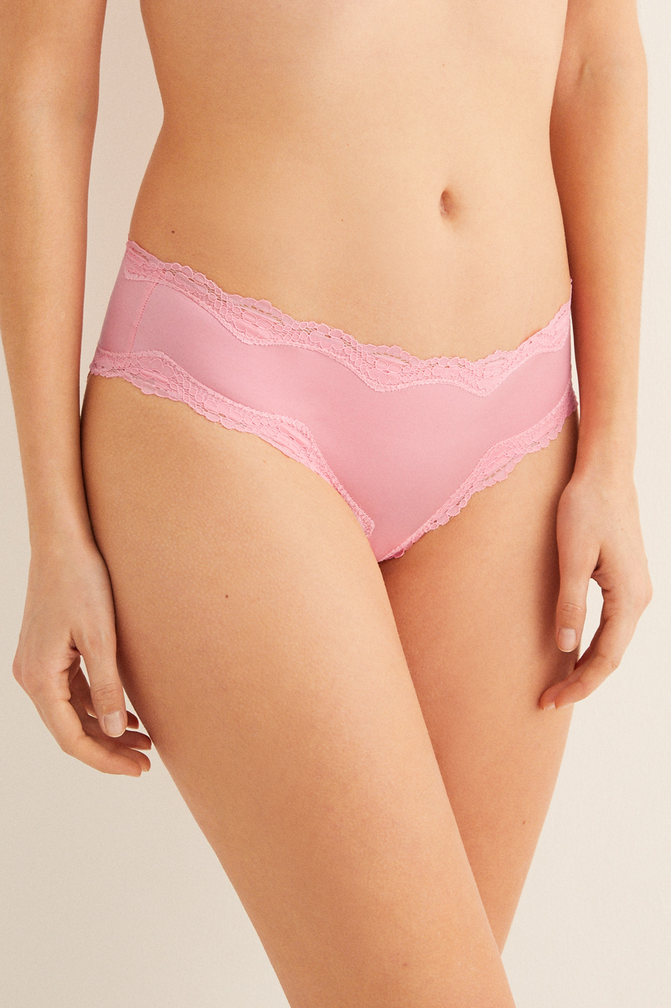 Braguita culotte brasileña   Culottes   Women'secret