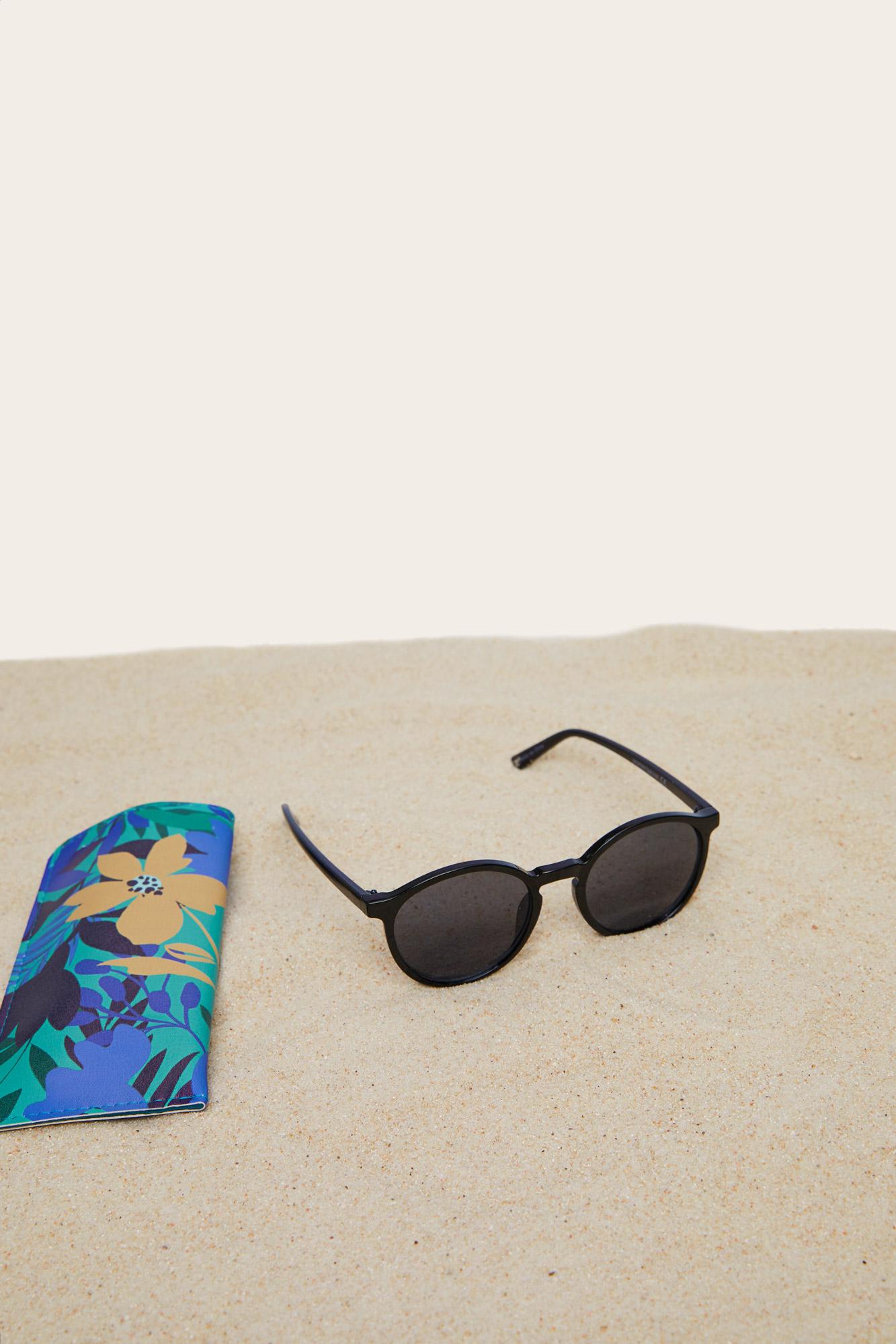 Gafas sol redondas | Bisutería y gafas de sol | Women'secret