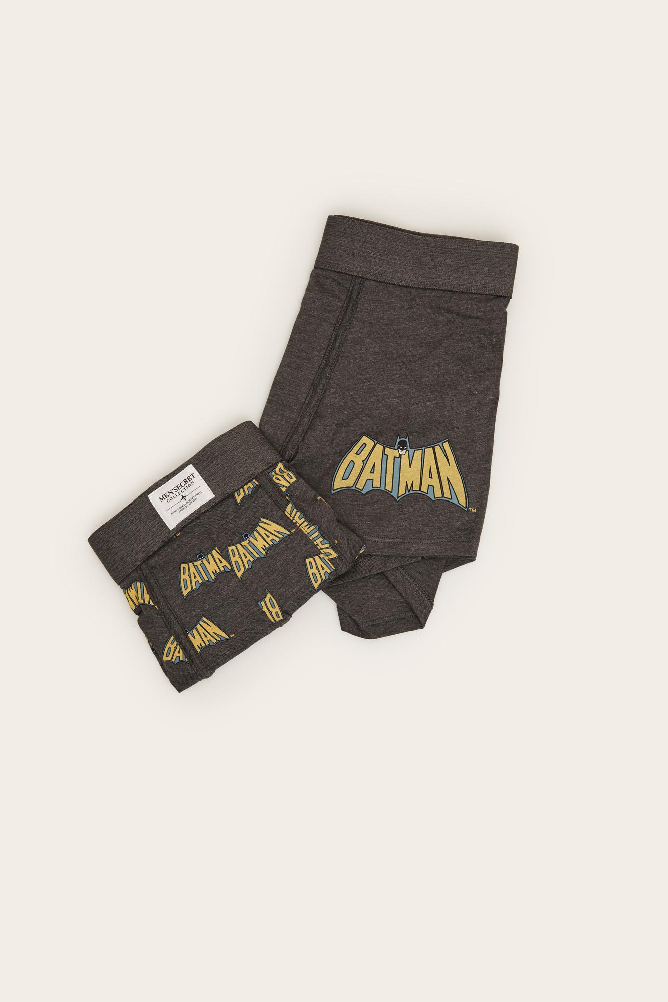 Pack 2 boxers Batman   Men'secret   Women'secret